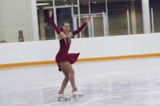 Junior Women's Singles short program