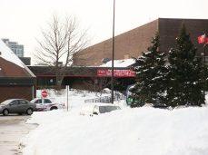 Centennial East Recreation Centre.