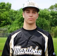 Brady Moxham is beginning to turn heads in the baseball world. Photo: Baseball Manitoba