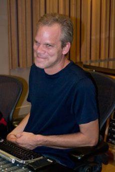 Senior engineer at Phase One Studio, Mike Smith.
