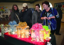 The Holly Jolly Market at Bendale Acres Long Term Care Home was a hit with customers and vendors