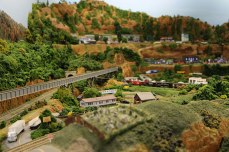 The Scarborough Model Railroaders Club has been around for more than 51 years, Ford said. Most of the railways were built when he first joined, but there is always maintenance that needs to be done, he said.
