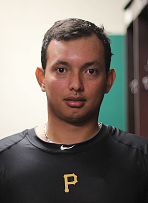 'It's a little bit difficult to be a Honduran player here in the minor leagues, because there are just a few of us,' says Pittsburgh Pirates left-handed pitching hopeful Orlando Castro. The 21-year-old signed as an international free agent in 2009, he said from Pirates spring training in Bradenton, Fla.