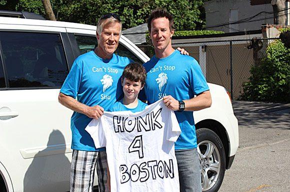 Honk 4 Boston