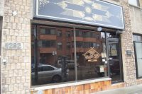 The Dock Ellis, located at 1280 Dundas St. West