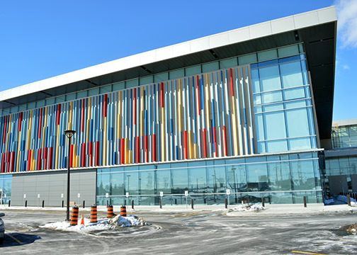 Atos Markham Pan Am / Parapan Am Centre