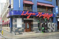 Wayne Gretsky's, located at 99 Blue Jays Way