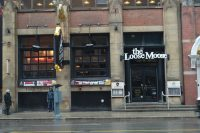 The Loose Moose, located on 146 Front St. West