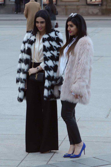 Street style, outfits off the runway.