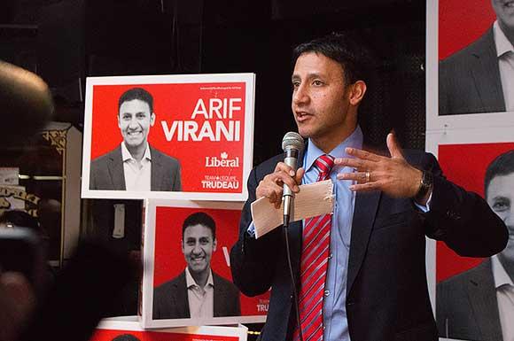 Arif Virani