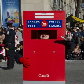 Canada Post wants to remind kids to send in their lists early!