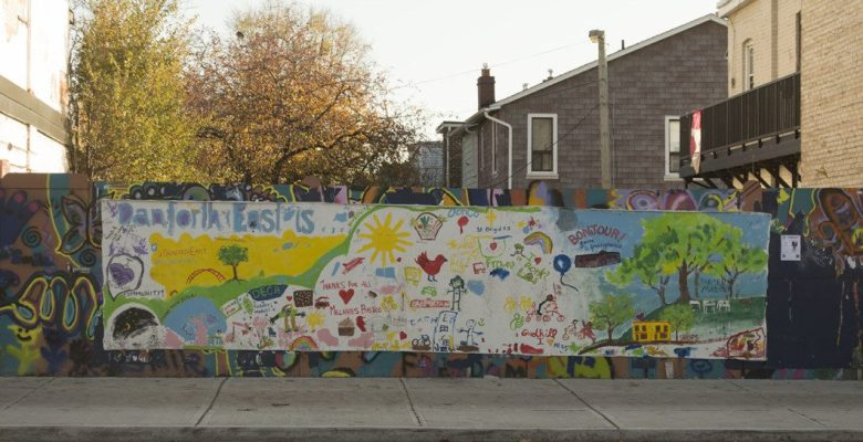 Danforth East Mural