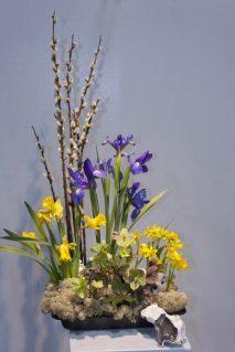 Carefully arranged flowers make for mesmerizing displays.