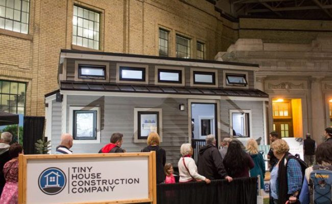 Tiny House The Big Hit At National Home Show The Toronto