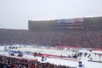 The NHL Centennial Classic will be an outdoor rematch of the 2014 Winter Classic between the Leafs and Red Wings.