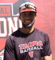 Tampa Bay Spartans shortstop Kevin Santa recently turned 21.