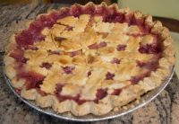 """The sour cherry pie is the house specialty. """"My customers always ask for an extra slice, i've converted the non cherry lovers,"""" Beaver said."""