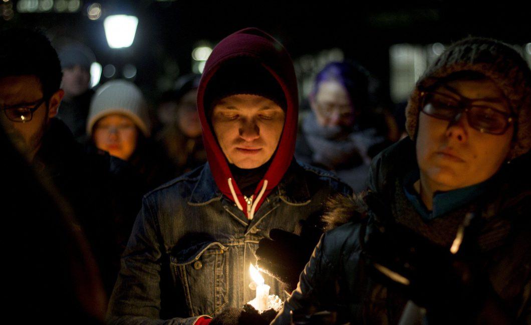 Vigils held for Quebec shooting victims