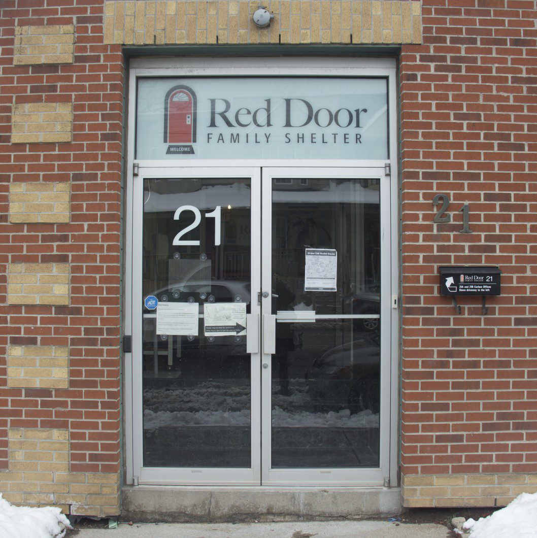 Red Door Shelter Finds A Home The Toronto Observer & Door Shelters - Sanfranciscolife