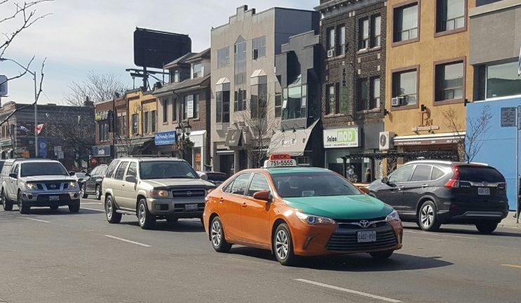 beck taxi vs uber