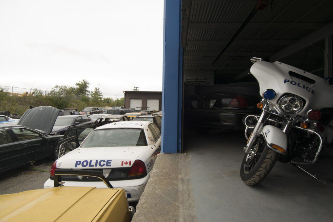 prop car storage
