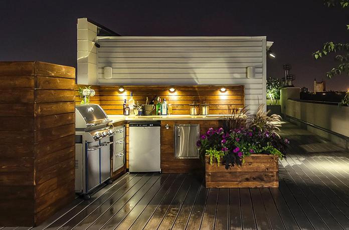 Toronto outdoor kitchens for Kitchen design toronto
