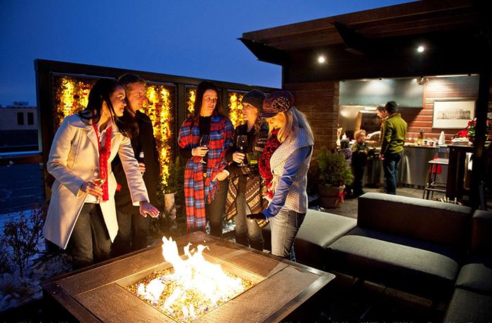Outdoor Fireplaces & Outdoor Patio Heating Options