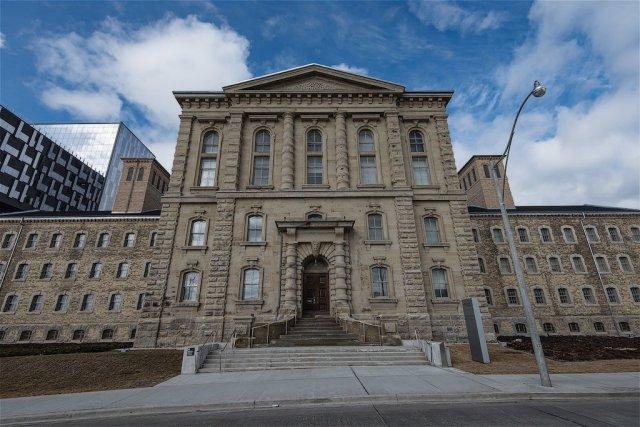 Don Jail Toronto