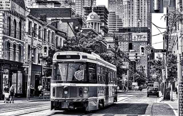 King Street Streetcar