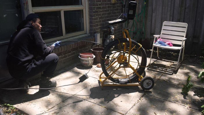 drain video inspections