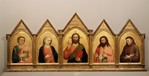 The Peruzzi Altarpiece star attraction at the AGOs Early