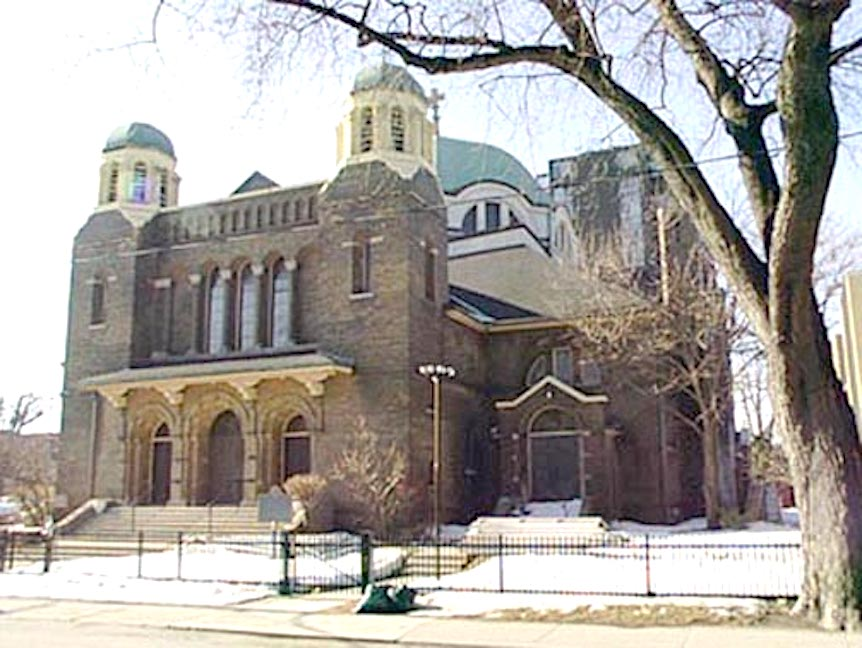 , ST. ANNE'S ANGLICAN CHURCH & THE GROUP OF SEVEN PAINTERS, 270 GLADSTONE AVE., Rentitfurnished4u
