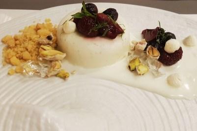 Vanilla Bean Yogurt Mousse Dessert Normal by Ryunique Garosugil Seoul Korea Restaurant Food Wine Review Toronto Seoulcialite