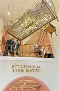 StyleNanda Pink Pool Cafe Seoul Cute Cafe Theme Cafe Review StyleNanda Pink Hotel Pink Pool Cafe Myeongdong Seoul Korea Best Theme Cafe Toronto Seoulcialite