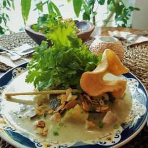 Padang Ayam Green Curry Bali in Mangwon Restaurant Balinese Food Seoul Hongdae Toronto Seoulcialite