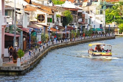 Malacca Malaysia River Boat Toronto Seoulcialite Traveloka