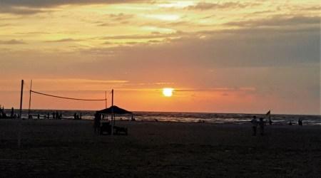 Shangri-la Rasa Ria Resort and Spa Kota Kinabalu Sabah Borneo Malaysia Sunset