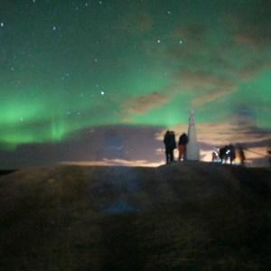 Aurora Borealis, Northern Lights, Reykjavik, South Coast, Iceland, Northern Lights Iceland