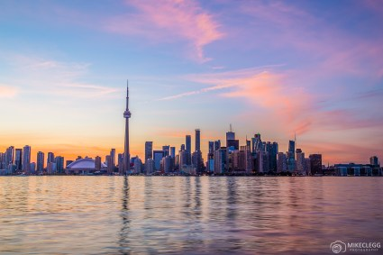 The Toronto Harbour