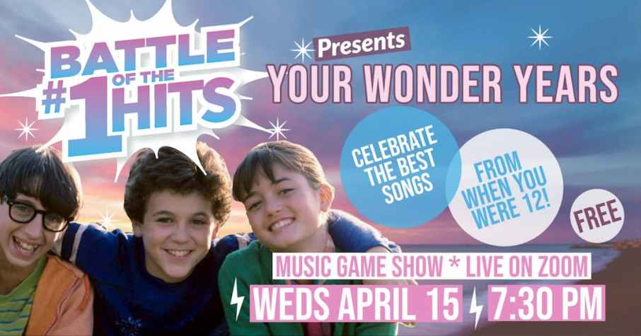 Relive Your Wonder Years in Music