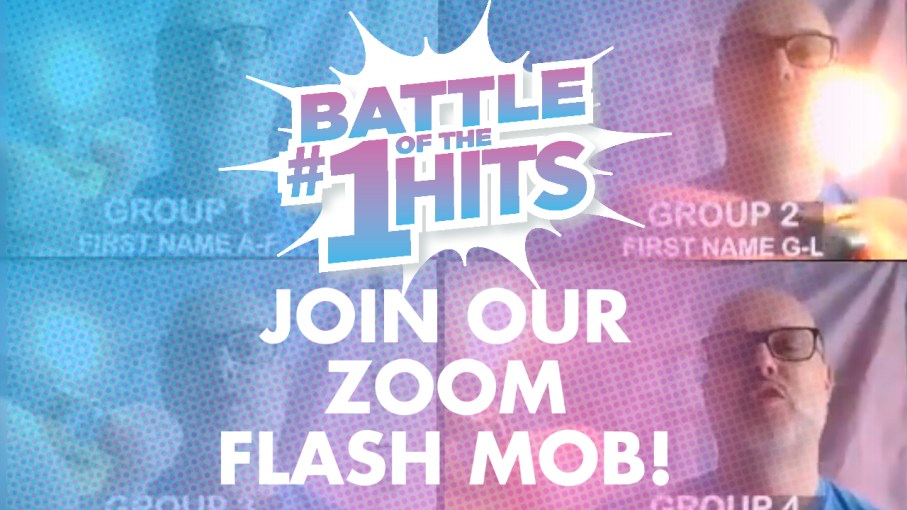 Join Our Zoom FLASH Mob!