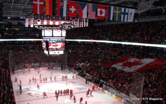 Quarter-finals - Canada vs. Denmark