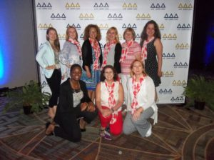 Canadian Alumnae at Convention 2016