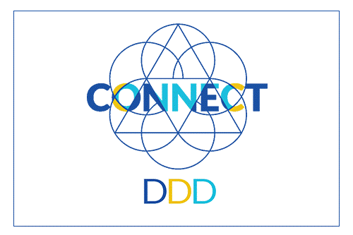 Connect DDD graphic.