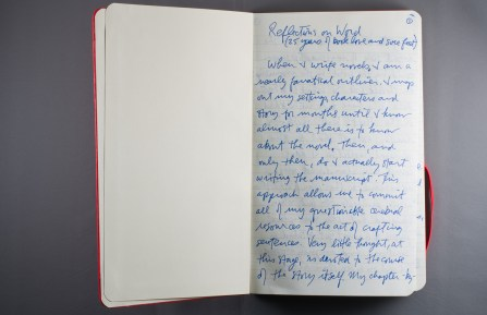 Journal Reflections: Terry Fallis