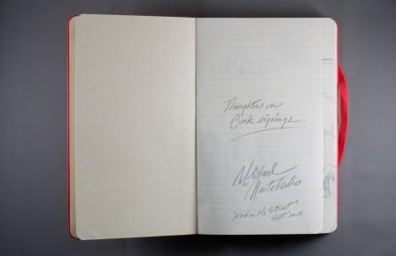Journal Reflections: Michael Martchenko