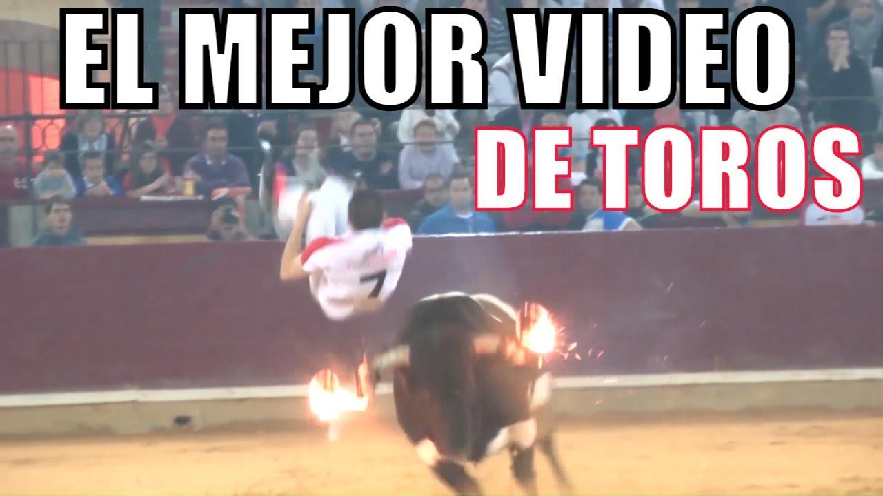 El mejor vídeo de toros