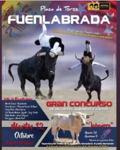 TOROS FUENLABRADA 12 OCTUBRE 2021