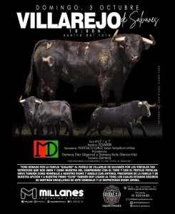 TOROS VILLAREJO DE SALVANES 3 OCTUBRE 2021