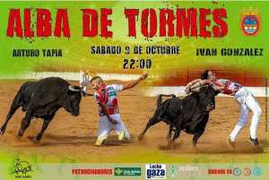 TOROS ALBA DE TORMES 9 DE OCTUBRE 2021